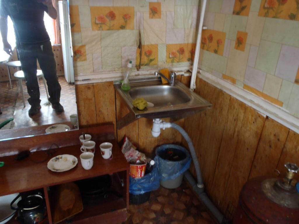 Kosh Agach guest house.