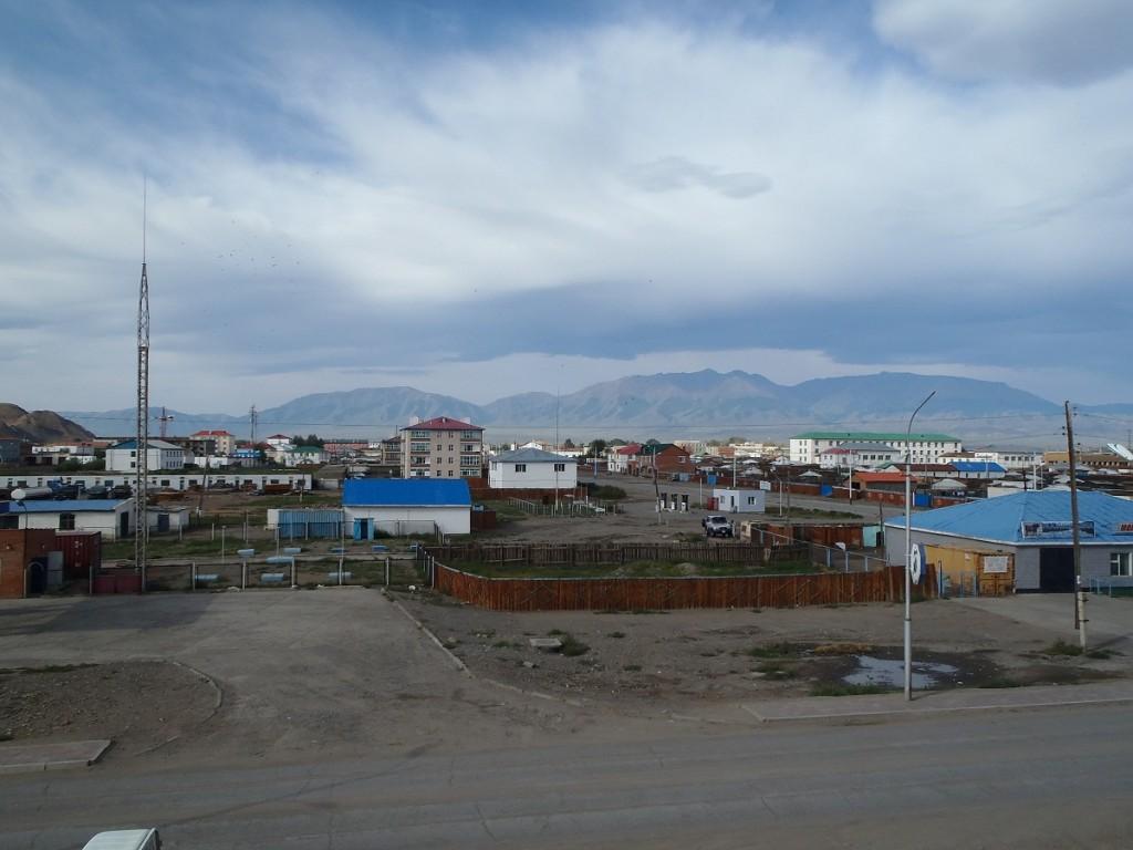 Ulaangom.